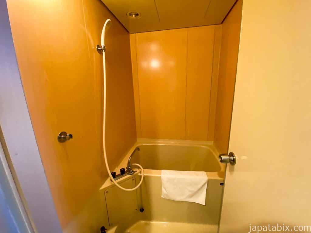 野沢グランドホテル 部屋のお風呂