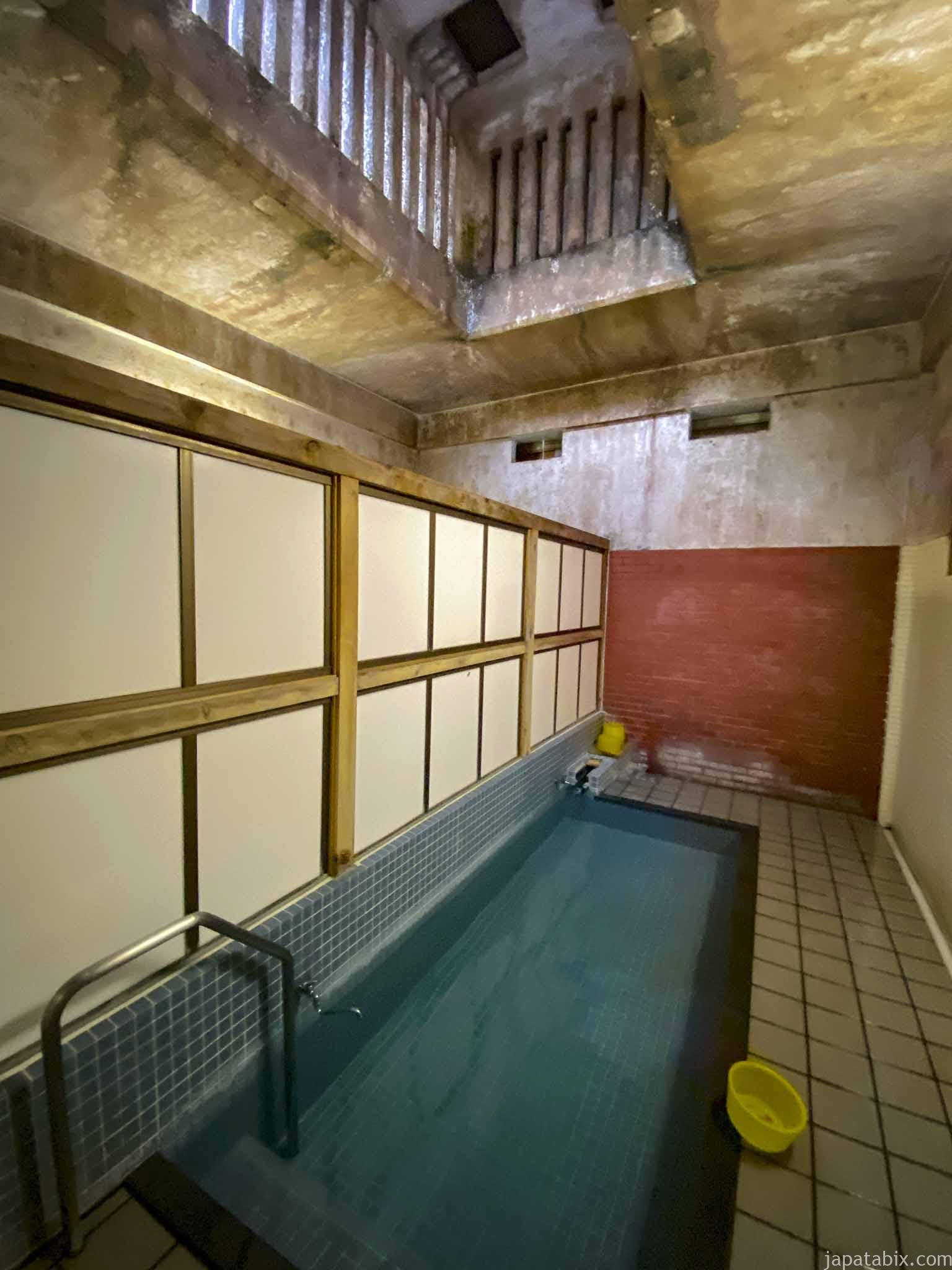 渋温泉 外湯 六番湯 目洗の湯