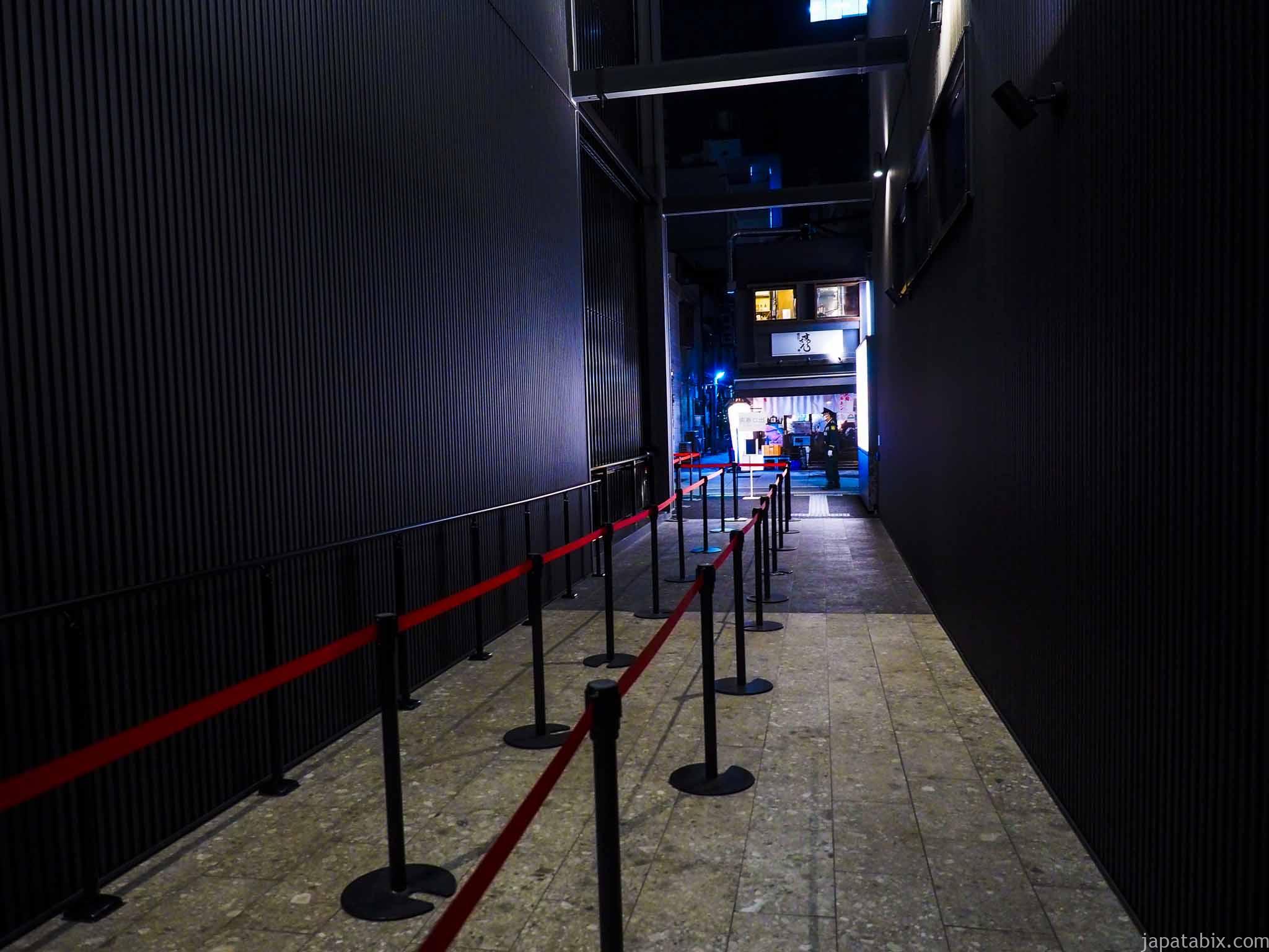 アートアクアリウム美術館 出口
