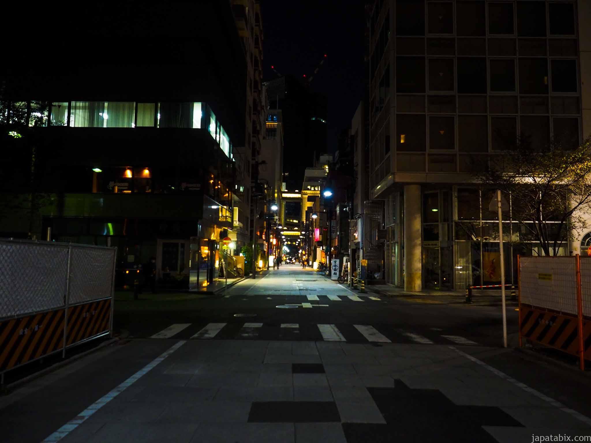 夜の日本橋