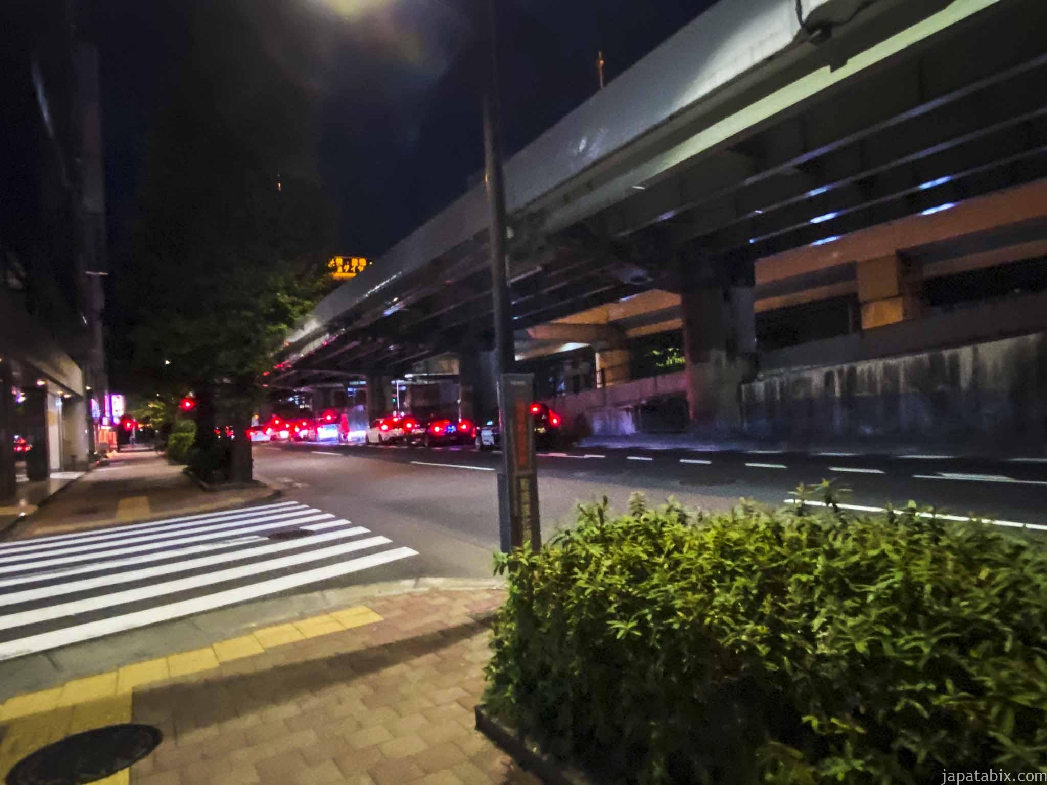 首都高 日本橋本町駐車場 昭和通り