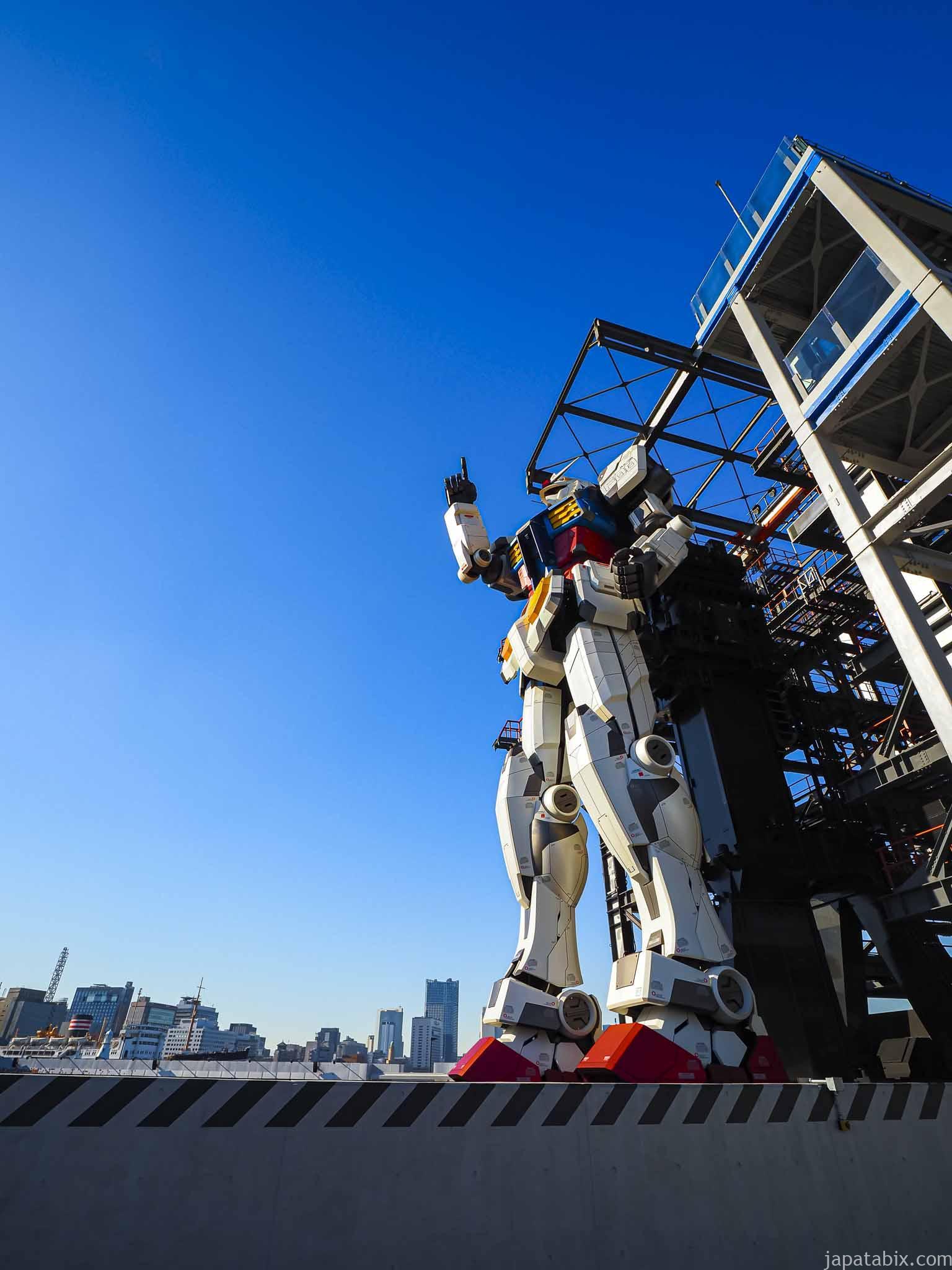 動くガンダム RX-78F00