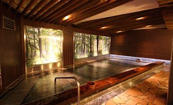 本館 湯遊天国 木もれ陽の湯