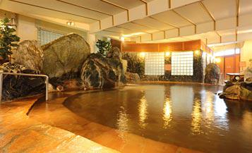 本館 湯遊天国 高原の湯