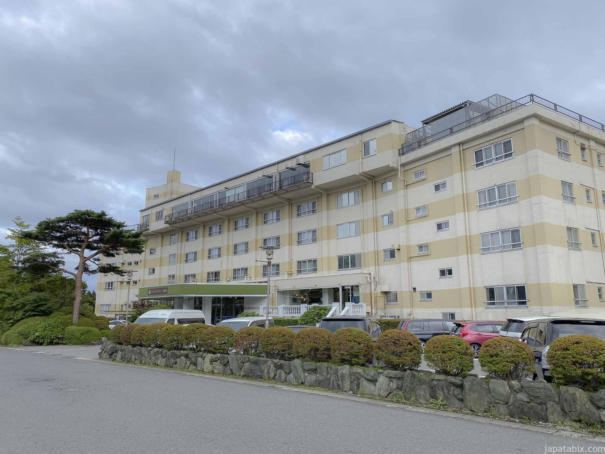 ホテルサンバレー那須 本館