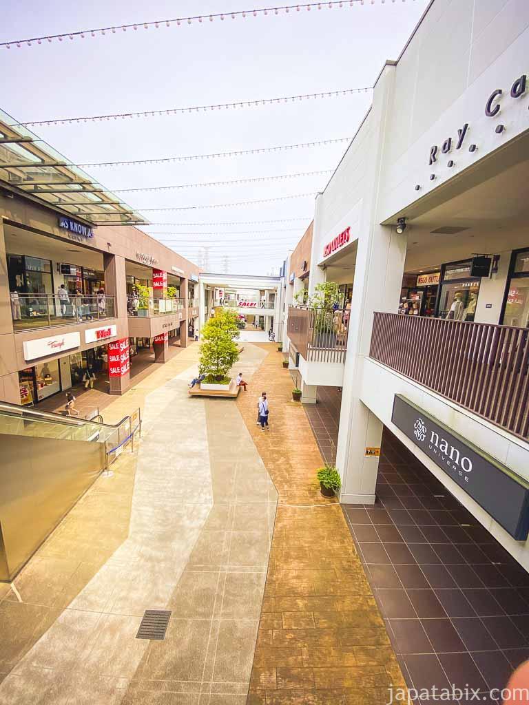 三井アウトレットパーク仙台港 サウスモール