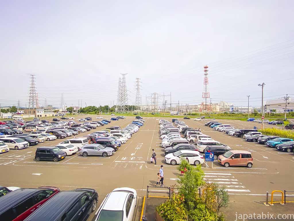 三井アウトレットパーク 仙台港 駐車場P6