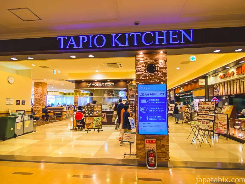 泉パークタウン タピオ フードコート タピオキッチン