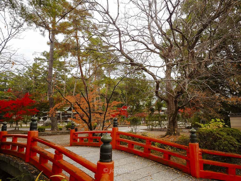 京都 今宮神社 神橋
