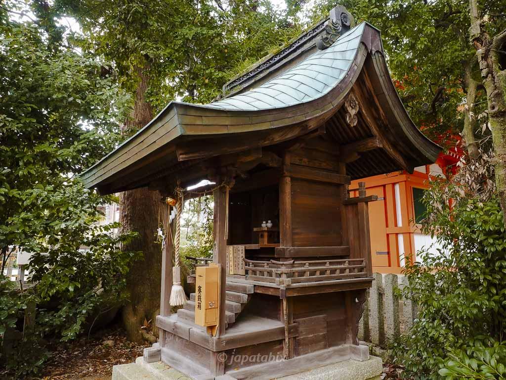 京都 今宮神社 宗像社