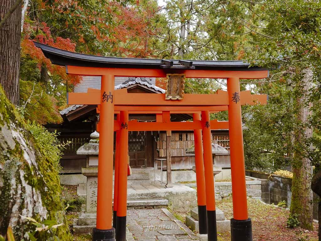 京都 今宮神社 地主稲荷社