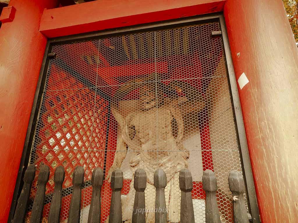 京都 金蔵寺 仁王像