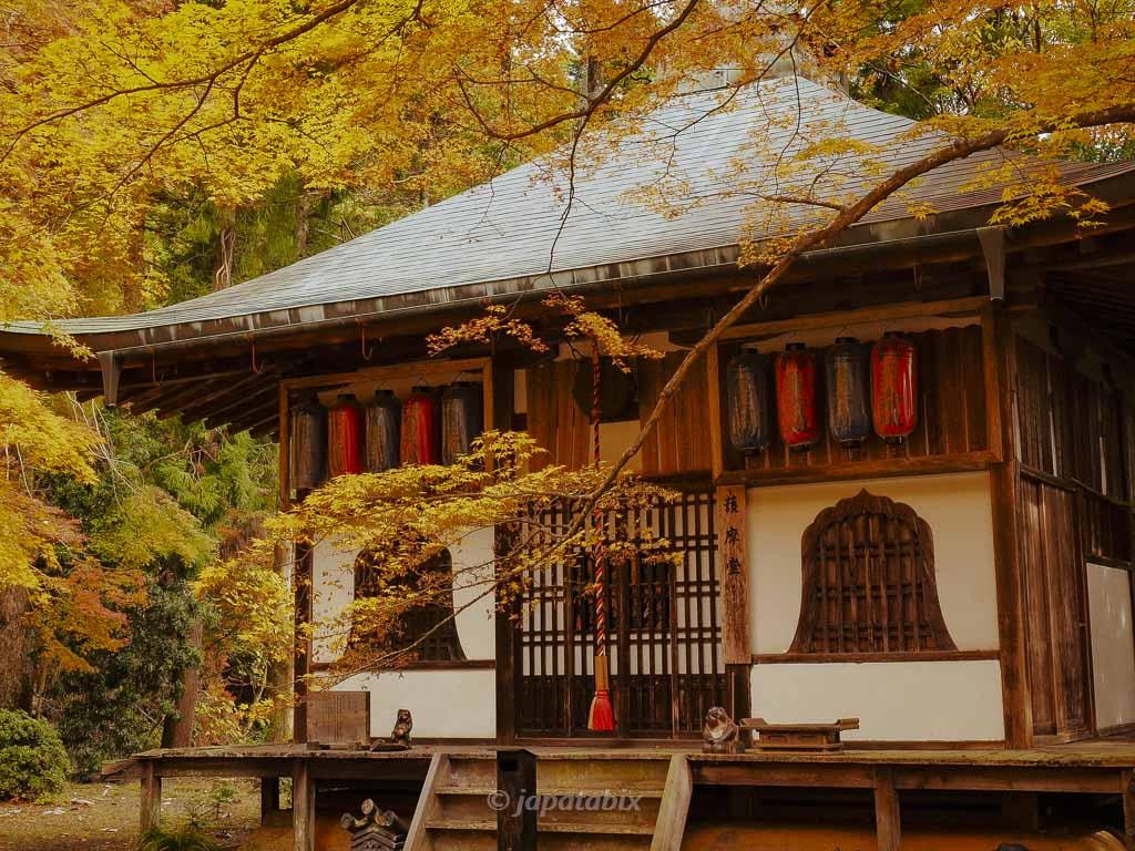 京都 金蔵寺 護摩堂