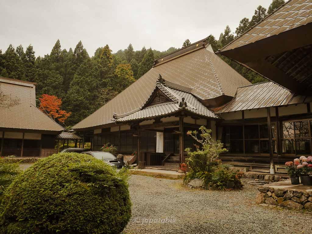 京都 龍穏寺 本堂