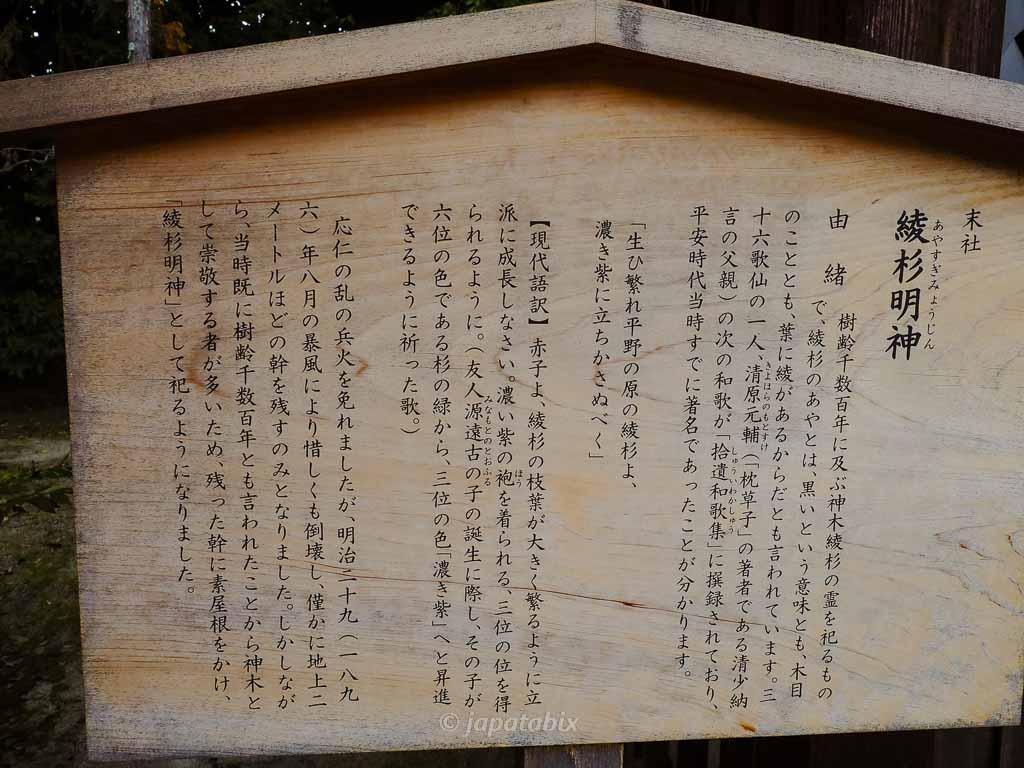 京都 敷地神社(わら天神宮)