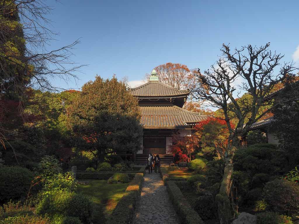 京都 安楽寺 本堂